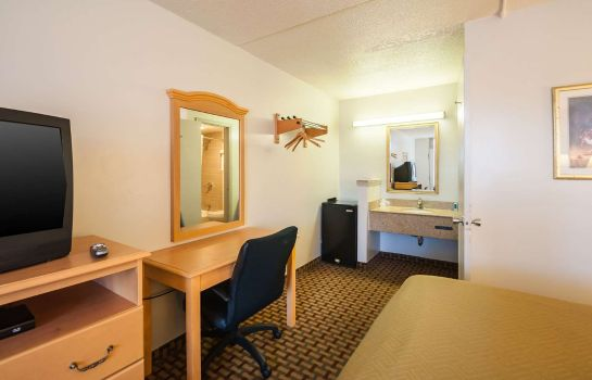 Chambre double (confort) Econo Lodge Elkridge