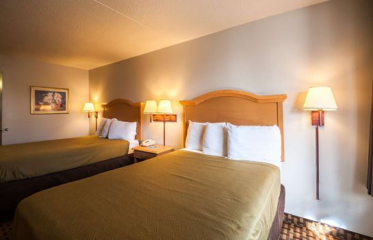Double room (superior) Rodeway Inn Elkridge