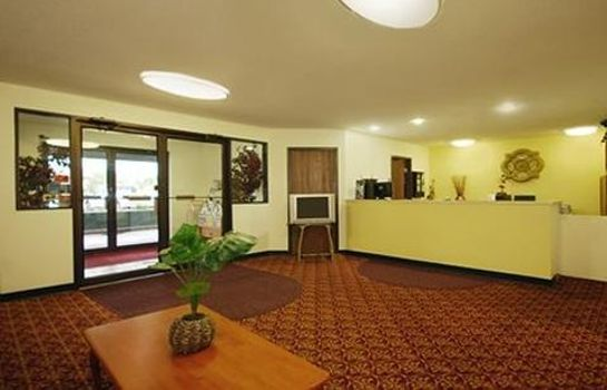 Lobby AMERICAS BEST VALUE INN