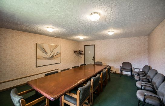 Conference room Econo Lodge Hornell