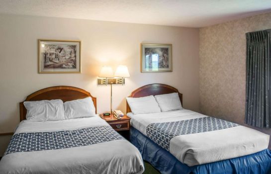 Chambre double (confort) Econo Lodge Hornell