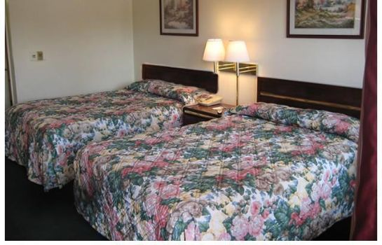 Chambre Red Carpet Inn Endicott Binghamton