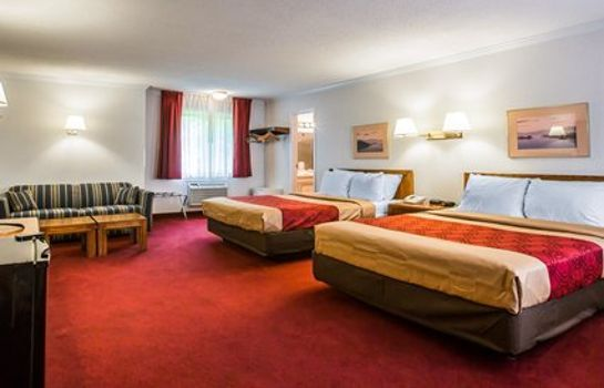 Suite Econo Lodge Downtown