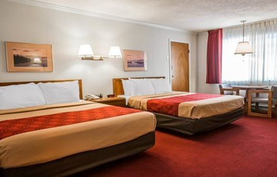 Chambre Econo Lodge Downtown Lake George