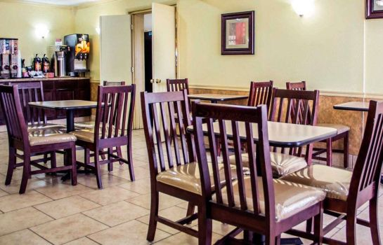 Restaurant Econo Lodge McAlester