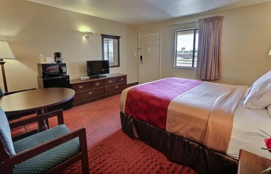 Kamers Econo Lodge McAlester