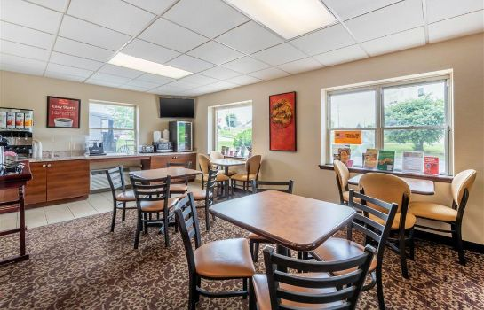 Restaurant Econo Lodge Lancaster