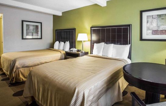 Chambre double (confort) Quality Inn Greenwood Hwy 25