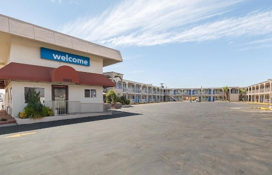 Informacja TX - Airport - Fort Bliss Motel 6 El Paso
