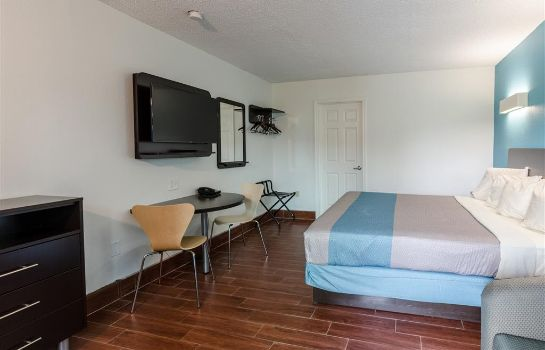Habitación MOTEL 6 LEXINGTON