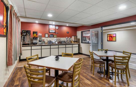 Restaurant Econo Lodge Milwaukee Airport