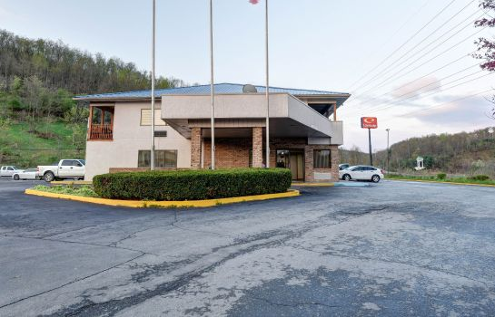 Vista exterior Econo Lodge Morgantown