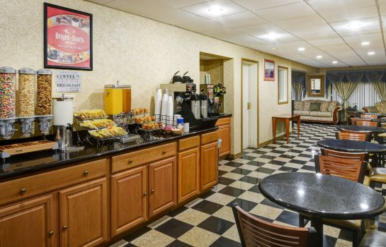 Restaurante Econo Lodge Morgantown