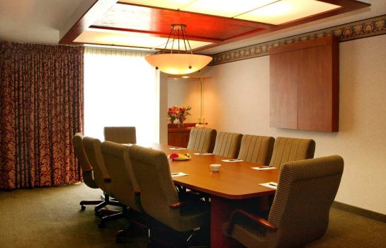 Conference room Embassy Suites by Hilton Austin Central