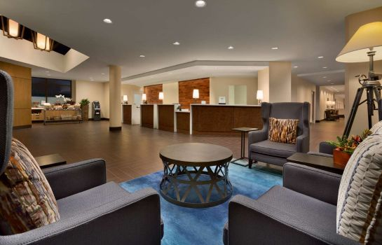 Hotelhal Embassy Suites by Hilton Austin Downtown Town Lake