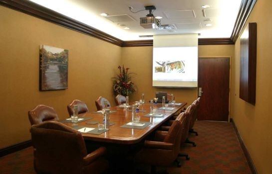 Conference room Embassy Suites by Hilton Austin Downtown Town Lake