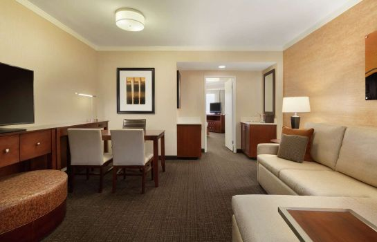 Kamers Embassy Suites by Hilton Austin Downtown Town Lake