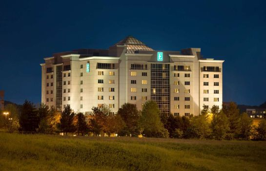 Vista esterna Embassy Suites by Hilton Nashville South Cool Springs