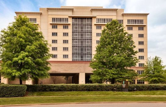 Buitenaanzicht Embassy Suites by Hilton Nashville South Cool Springs