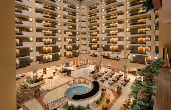 Hall Embassy Suites by Hilton Nashville South Cool Springs