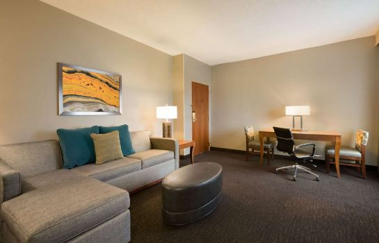 Kamers Embassy Suites by Hilton Nashville South Cool Springs