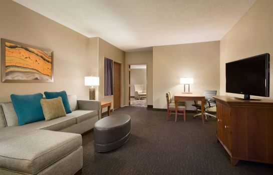 Zimmer Embassy Suites by Hilton Nashville South Cool Springs