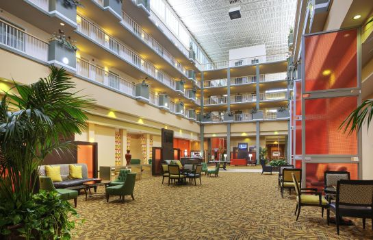Hotelhalle Embassy Suites by Hilton Brunswick