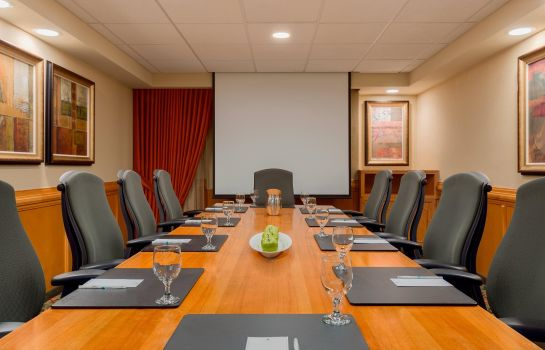 Conference room Embassy Suites by Hilton Columbia Greystone