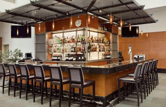Bar del hotel Embassy Suites by Hilton Chicago Magnificent Mile
