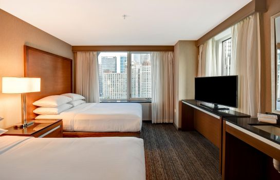 Suite Embassy Suites by Hilton Chicago Magnif