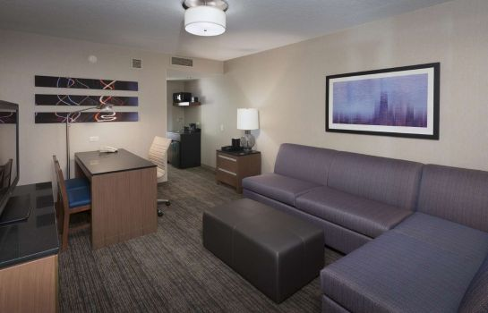 Zimmer Embassy Suites by Hilton Chicago Magnificent Mile
