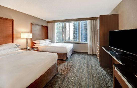 Kamers Embassy Suites by Hilton Chicago Magnificent Mile