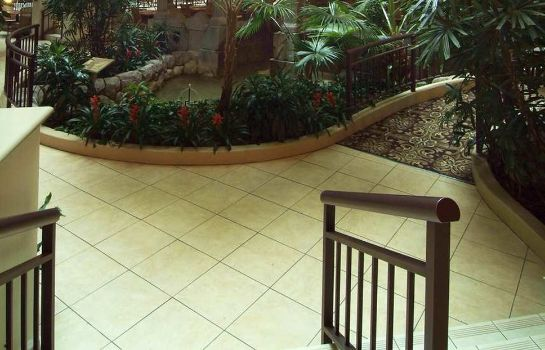 Hotelhalle Embassy Suites Charlotte
