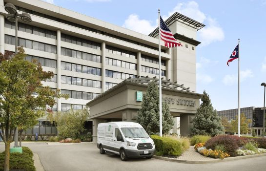Buitenaanzicht Embassy Suites by Hilton Columbus
