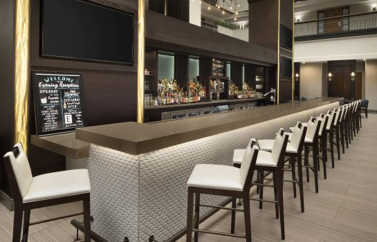 Hotel bar Embassy Suites by Hilton Columbus