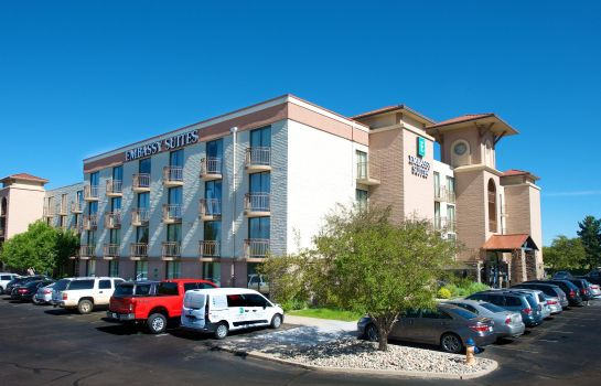 Außenansicht Embassy Suites by Hilton Colorado Springs