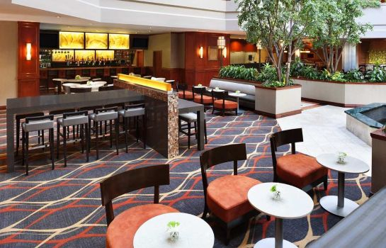 Hotel bar Embassy Suites by Hilton Dallas Near the Galleria