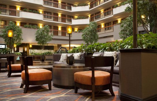 Lobby Embassy Suites by Hilton Dallas Near the Galleria