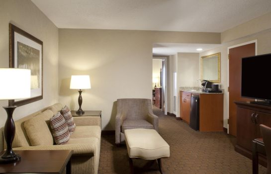 Suite Embassy Suites by Hilton Dallas Near the Galleria