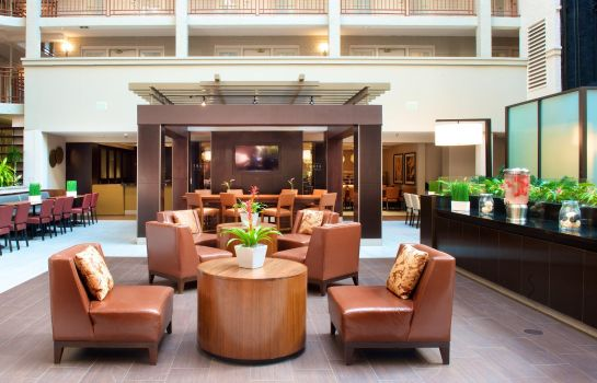 Lobby Embassy Suites by Hilton Denver Tech Center North