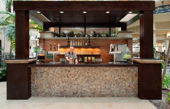 Bar del hotel Embassy Suites by Hilton Dallas DFW Airport South