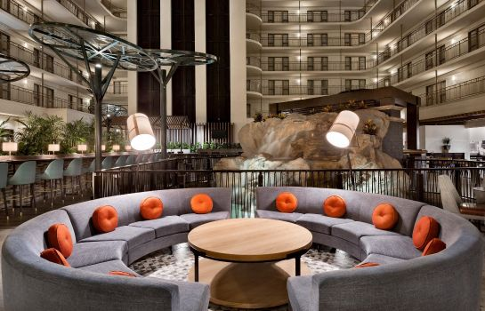 Hotelhalle Embassy Suites by Hilton Dallas DFW Airport South