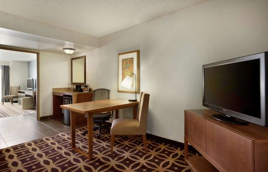 Zimmer Embassy Suites by Hilton Dallas DFW Airport South