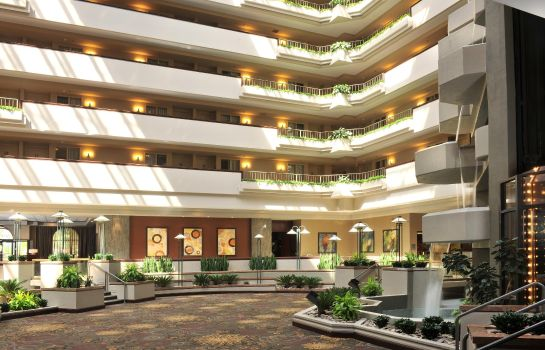 Hotelhalle Embassy Suites Hotel Des Moines Downtown
