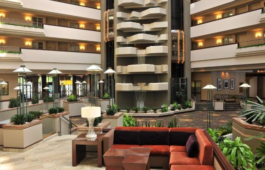Hotelhalle Embassy Suites by Hilton Des Moines Downtown