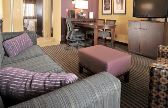 Zimmer Embassy Suites by Hilton Des Moines Downtown