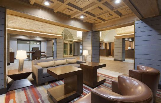 Lobby Embassy Suites by Hilton El Paso Embassy Suites by Hilton El Paso