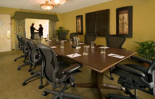 Conference room Embassy Suites by Hilton Fort Lauderdale 17th Street