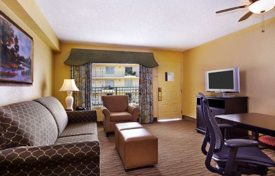 Room Embassy Suites by Hilton Fort Lauderdale 17th Street