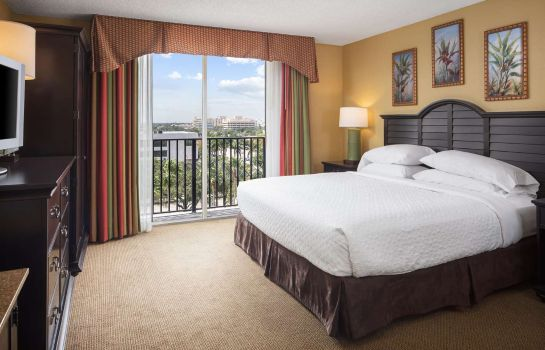 Zimmer Embassy Suites by Hilton Fort Lauderdale 17th Street